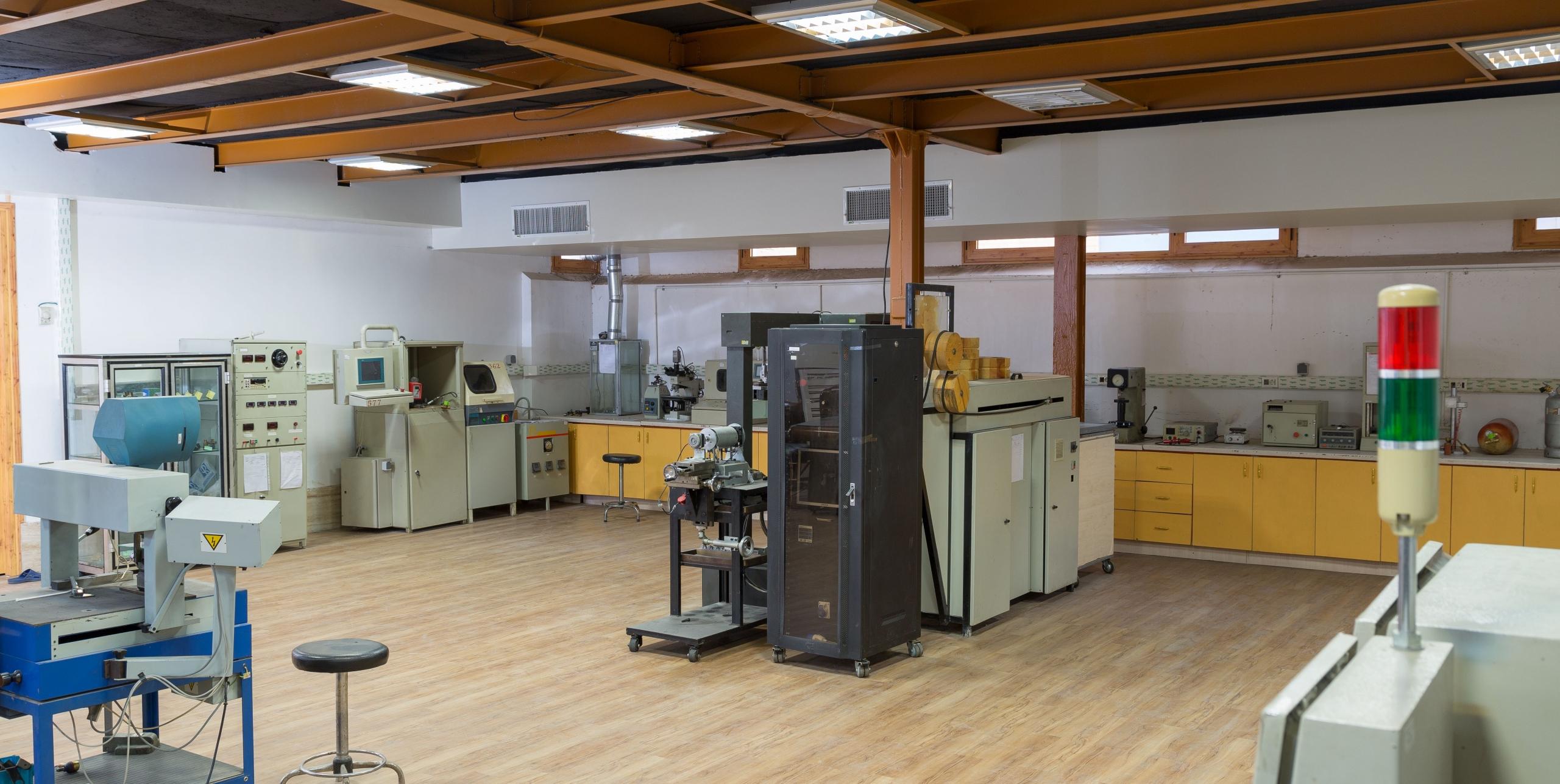 آزمایشگاه CNG